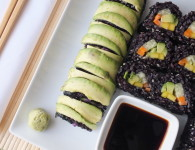 vegan sushi sushi weganskie